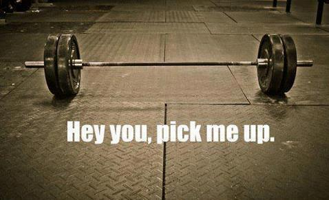 Image result for barbell motivation